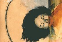 Kenichi Hoshine / Kenichi Hoshine art