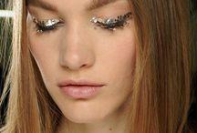 Make-up...me :)