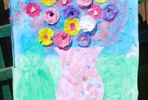 2 spring summer crafts