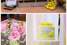 my little party: lemonade stand inspiration