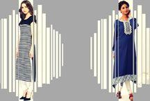 10 Cool Office wear kurti style