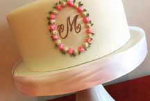 CAKES WITH FLOWER DESIGNS / Cake designs with flowers