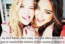 True Friends! / by Lisa Kastina