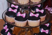 Minnie e mickey mousse party ideas