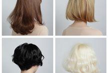 hair / Haircut style