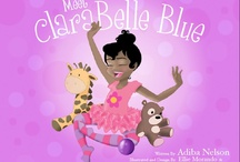 """Dreams DO Come True / Here you'll find illustrations and pages from my debut children's book - """"MEET CLARABELLE BLUE"""", as well as from follow up books in the ClaraBelle series. ENJOY!   *NOTE THAT ALL WORDS AND IMAGES ARE COPYRIGHT PROTECTED. YOU CAN REPIN, BUT PLEASE DON'T STEAL. =)"""