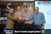 Awards / ZingyLand is an award winning app