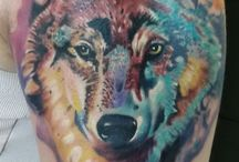 Ritchey´s world / This is a collection of our amazing guest artist Ritchey - Watercolor, Realistic, Abstract - are Ritchey´s fav Styles - enjoy pin and share