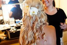 Wedding Day Hair and Makeup