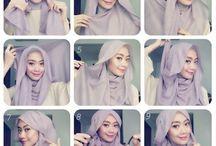 kreasi hijab
