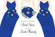 S-H Bridal showers / by Katie Sowder