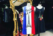 """Dolce & Gabbana 2016 #DGLovesParis Special Capsule Collection dedicated to the Marvelous """"Ville Lumière"""". / Paris Je t'aime! A speciale capsule collection dedicated to Paris, available only at Dolce&Gabbana Avenue Montaigne boutique. #DGlovesParis"""
