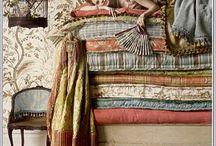 Fabric / by Dorothy Stillwell