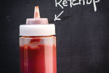 Condiments, Dressings, and Sauces / Salad Dressings, dips, homemade sauces to compliment main dishes and side dishes