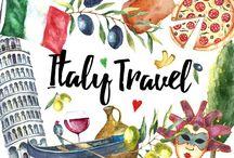 Italy trevel