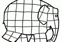 Elefante Elmer