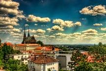 My hometown Brno