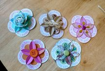 ♥Crafts - embellishments to make♥