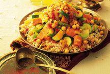 Recipes / recetas de cocina
