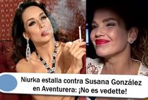 Niurka estalla contra Susana González en Aventurera: ¡No es vedette!