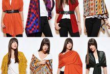 Nouer et porter une écharpe / Différentes manières et façons de porter ses écharpes qu'elles soient en laine, en soie naturelle ou sauvage ou en coton ou en lin. Pour un homme ou une femme créer des looks fashion à la mode avec des tissus, des fichus et des écharpes d'hiver. Wear and tie scarves, silk, wool or coton, linen scarf handmade for each season. L'écharpe de vos rêves, chez Princesse foulard.com