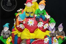 Birthday cake ideas  / by Amanda Burland