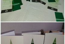 Christmas trees-tags & cards