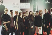 Hartung Saloon OSiS+ Session Label bemutató / Hartung Saloon OSiS+ Session Label styling bemutató - ELLE Fashion Show 2017   http://szinezdujra.com/blog/hartung-saloon-styling-bemutato-az-elle-fashion-show-n