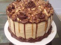 CHOCOLATE/PEANUT BUTTER DESSERT