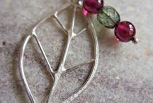 SilverMoss Jewellery / What I make...