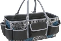 Craft Totes, Caddies and Cases