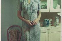 MHW vintage day dress