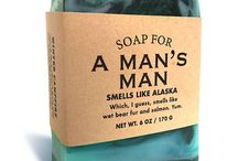 The funny soaps