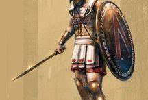 Antiquité Grèce