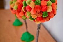 Pom pom Crafts / by Art Projects for Kids