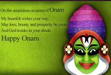 Onam Cards