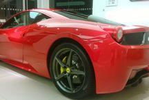 Ferarri salon (Kensington) / Ferrari