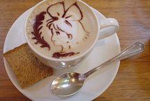 Java Junkie / Java, mocha, latte, coffee, starbucks, Seattle