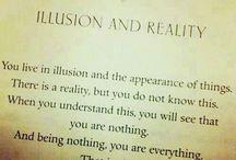 #April365 Illusion & Reality