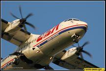OK-KFM, ATR-42 / OK KFM - CSA - Czech Airlines ATR 42