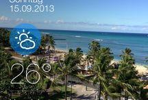 Hawaii 2013 / Big Island Oahu Maui