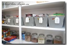 Organization & Cleaning / by Ginger Henderson
