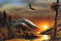 Terry Redlin and other art I love