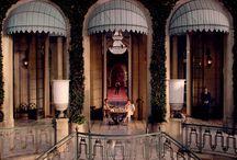 the interiors of the films / the interiors of the films