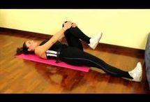 ginnastica per la schiena