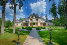 Золотой дворец на Рублевке (Россия)