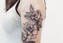 Flowered Skin