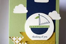 card ideas  / by Tricia McGarvey