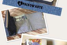 Apaixon'arte / Produtos artesanais feito com Paixão