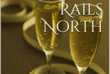 Rail North By Jerry Howze / Just when Mat thought things could not have gotten worse, that one moment that may have changed his life forever? The moment when he caught a glimpse of the beautiful women standing before him began the erotic, tantalizing interaction some could only dream.
